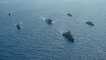 """تركيا تحتفظ بـ""""حقها"""" في القيام بتدريبات عسكرية... اتّهام لليونان بـ""""انتهاك معاهدات بحر إيجه"""""""