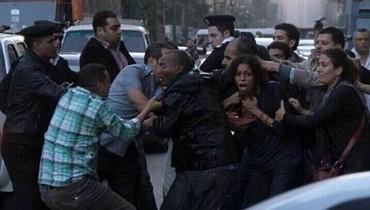 ابنة محمود سعد: الداخلية المصرية بلطجية!\r\n