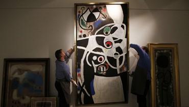 البرتغال تبيع 85 لوحة فنية لتعويم صناديق الدولة\r\n