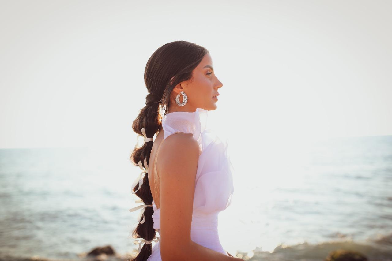 تينا يموت توّثق لحظات زفافها في 'مقدّر ومكتوب' | النهار