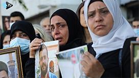 أهالي شهداء المرفأ... صرختهم تهز قلب بيروت ودموعهم حرقة في قلب المسؤولين