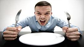6 أسباب للشعور بالجوع الدائم!